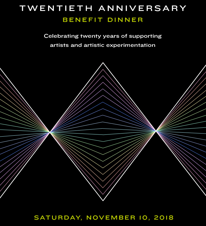 20th Anniversary Benefit Dinner