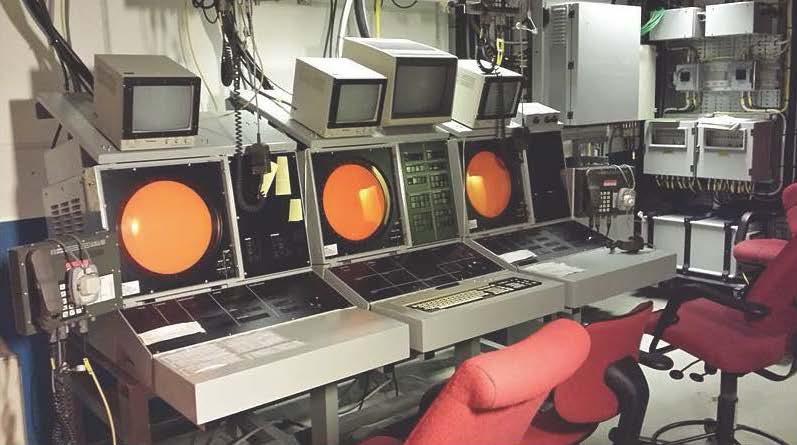 LAB MFA: Command Center