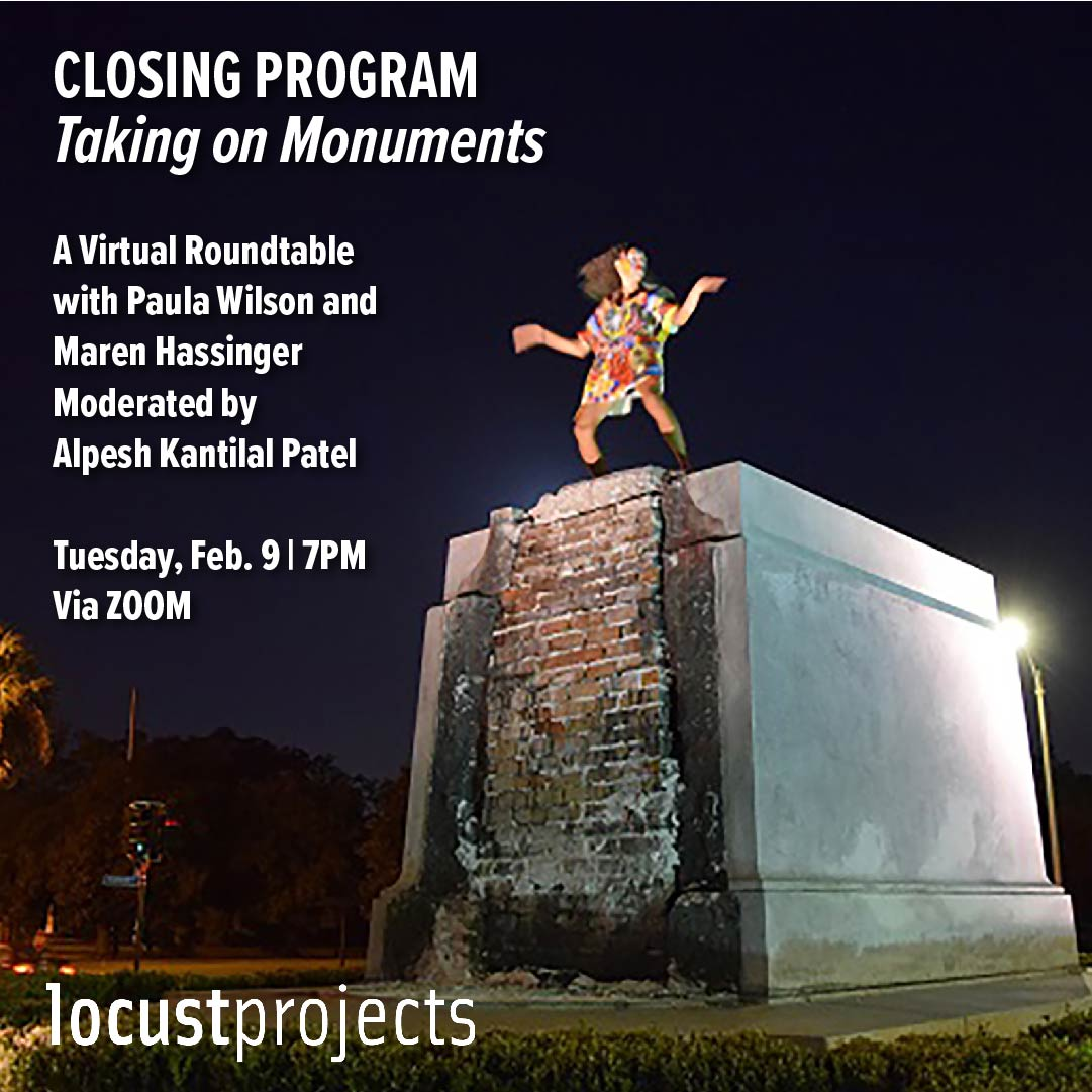 Closing Program: Taking on Monuments